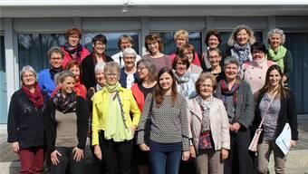 Das Netzwerk «Frauen und Politik im Fricktal» traf sich zum Austausch.