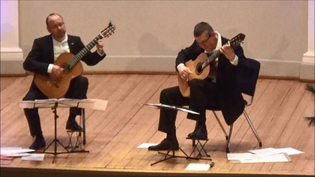 Konzert von Michael Erni im Oltner Konzertsaal