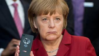 Im Visier der US-Nachrichtendienste: Angela Merkel