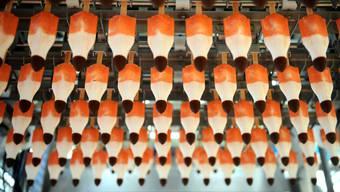 Der Klassiker, die Rakete, wird bei Frisco seit 40 Jahren produziert
