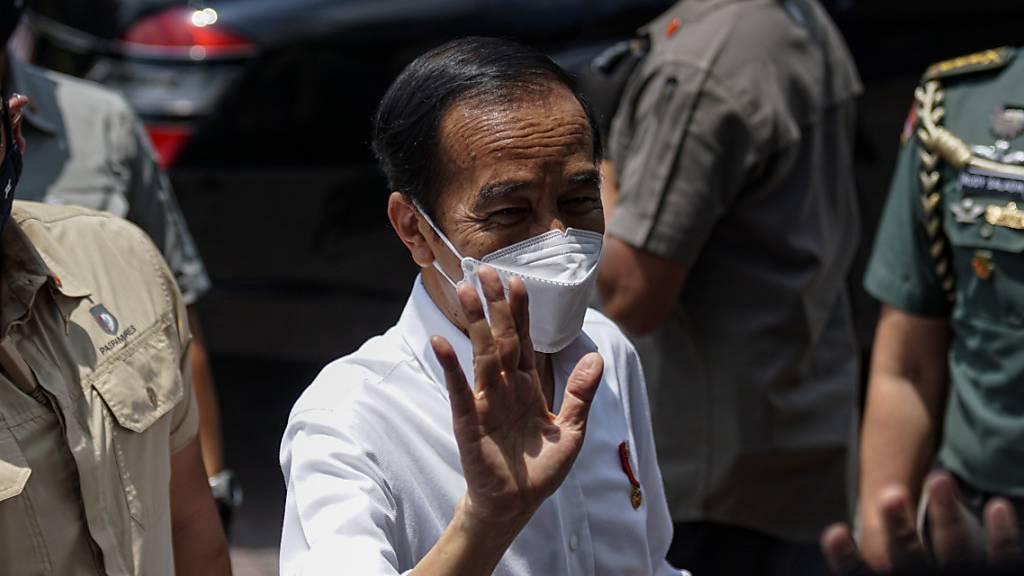 Indonesiens Präsident besucht Katastrophengebiet – mehr als 160 Tote