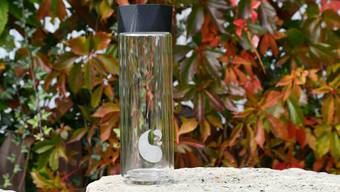 Die Flasche von «DIEAU».