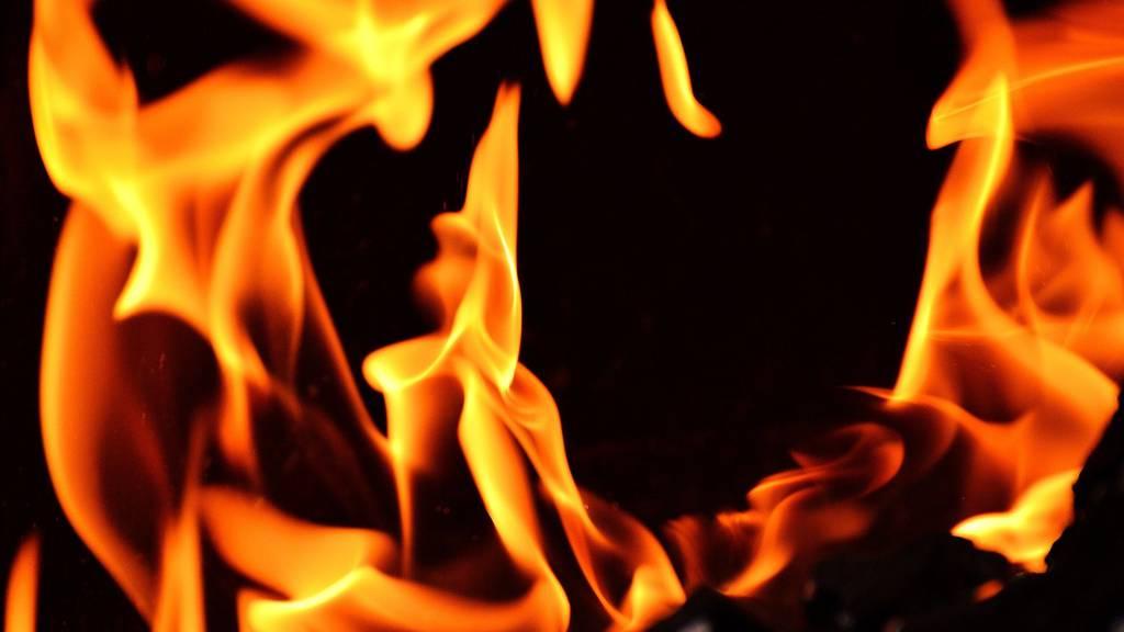 In Hünenberg ist ein Brand ausgebrochen