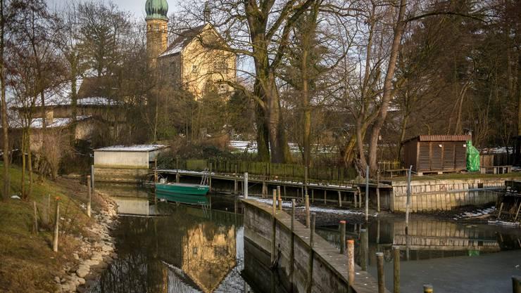 Die Luxburg aus dem 14. Jahrhundert ist in den letzten Jahren kaum unterhalten worden.
