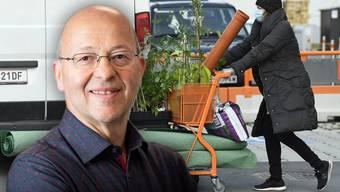 Pietro Vernazza, Leiter der Infektiologie im Kantonsspital St.Gallen.