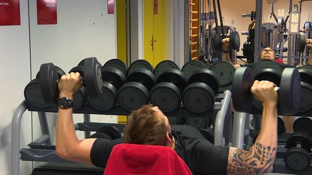 Fitnessstudios erleben einen Boom