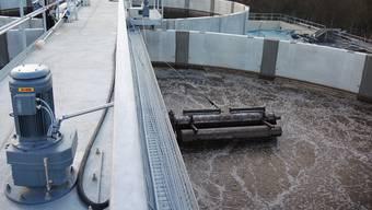 Die ARA Stetten reinigt seit November 2014 das Abwasser der sechs Gemeinden Stetten, Bellikon, Fischbach-Göslikon, Künten, Niederwil und Remetschwil. Stefanie Suter
