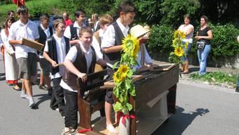 Jugendfest Staufen