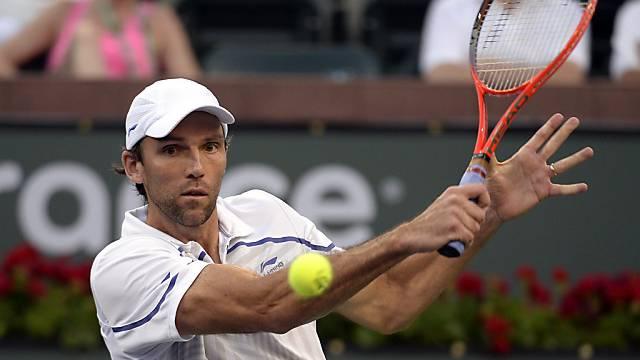 Fordert in Florida Roger Federer: Ivo Karlovic