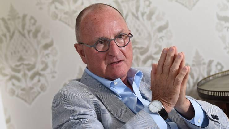 FDP-Präsident Paul Hofer steht vor einem schwierigen Jahr. Denn diese Kandidaten wollen Pegoraros Job nicht übernehmen: