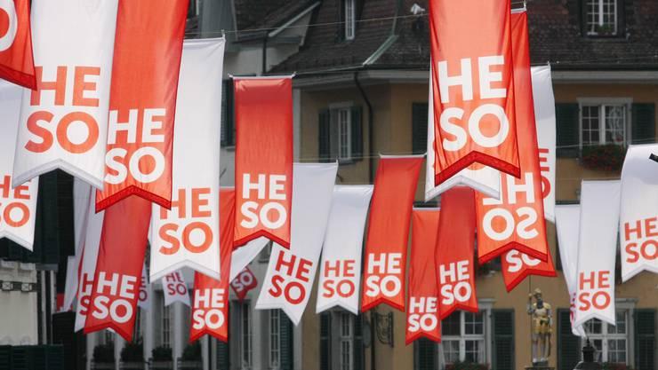 In Solothurn wehen wieder die Fahnen der HESO.