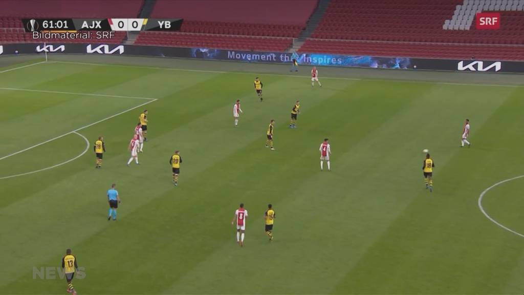 YB vor dem Rückspiel gegen Ajax: Die Berner haben die Hoffnung noch nicht verloren
