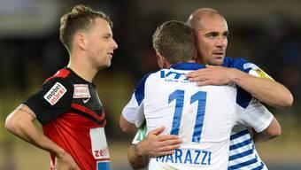 FC Lausanne - FC Aarau