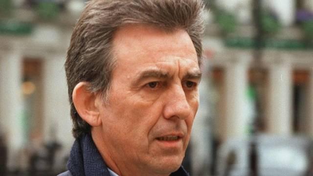 Neuer Baum ihm zu Ehren gepflanzt: George Harrison 1998 (Archiv)
