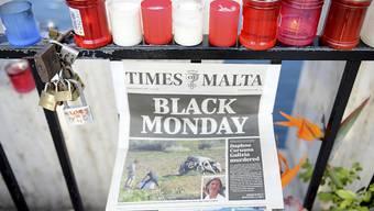 Malta verlor mehrere Plätze im Index der Pressefreiheit: Grund ist das Attentat an einer investigativen Journalistin.