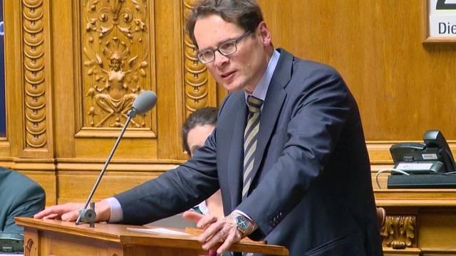 SVP-Frontalangriff auf Bundesrätin