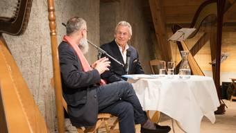 """Pepe Lienhard im """"Objekt-Talk"""""""