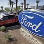Der Ford-Konzern prüft nach Hinweisen über Unregelmässigkeiten seine Fahrzeuge auf einen korrekten Kraftstofferbrauch und eine fehlerfreie Abgas-Messung. (Symbolbild)