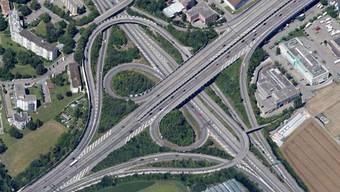 Autobahnverzweigung Brüttisellen