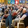 Fusion ja oder nein, und, wenn ja, wie viele? Über 4000 Stimmberechtigte in den Rheintal-Gemeinden sind aufgerufen, ihre Meinung abzugeben.