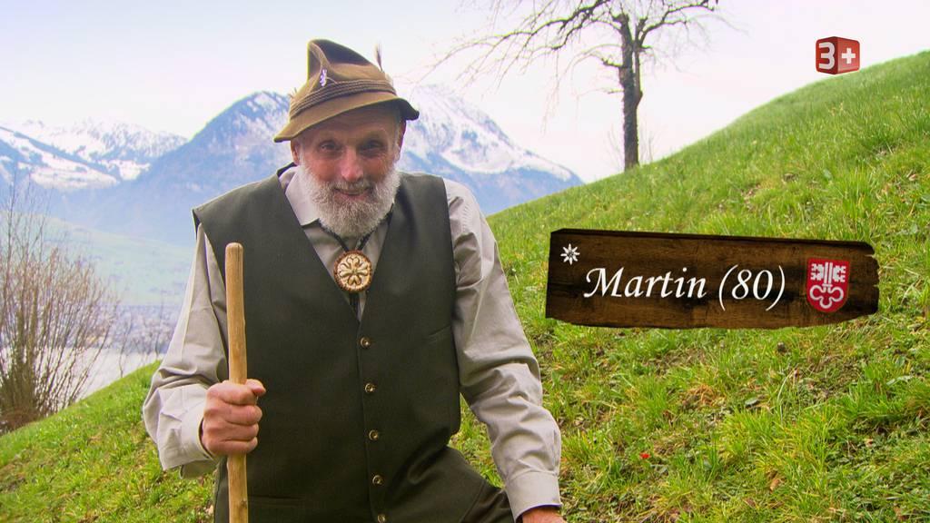 BAUER, LEDIG, SUCHT... ST14 - Portrait Martin (80)