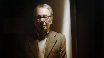 Bis heute ein aktiver Schreiber: Der Waadtländer Lyriker, Essayist und Übersetzer Philippe Jaccottet feiert seinen 95. Geburtstag.