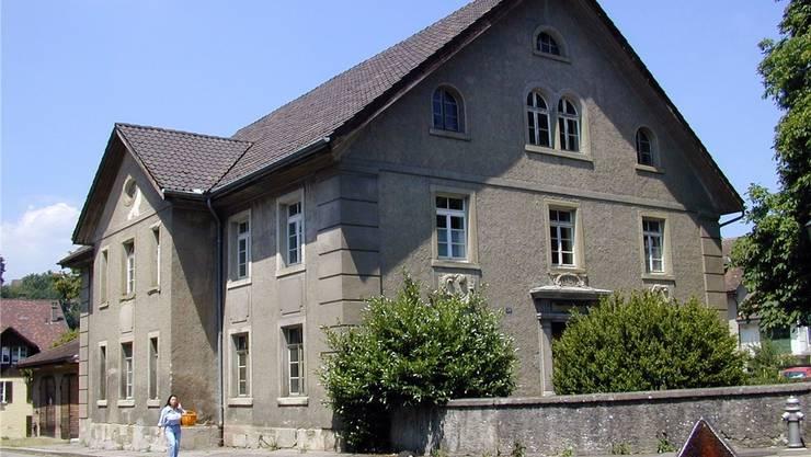 Das alte Grundbuchamt in Laufenburg. (Archiv)