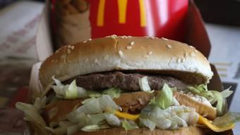 Immer mehr Leute lassen davon die Finger: McDonalds-Burger