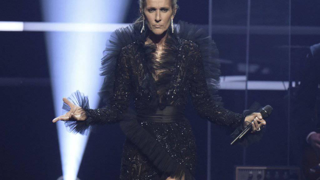 Céline Dion geht auf Welttournee