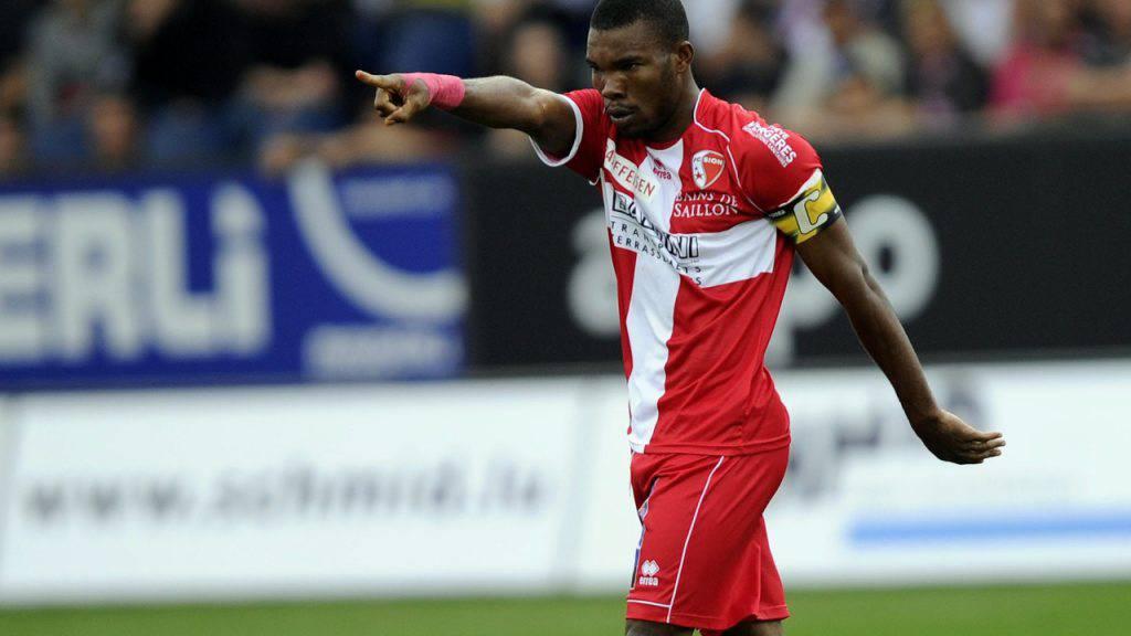 Serey Die kehrt zum FC Sion zurück
