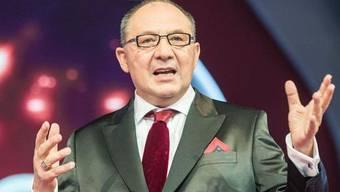 Beni Thurnheer wurde Opfer von Einbrechern.