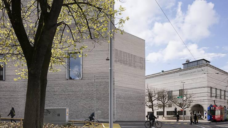 Mit der vorgeschlagenen Revision schiebt Ackermann die Verantwortung den Museen zu. (Archivbild)