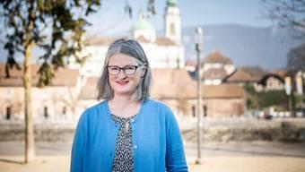Nora Sommer geht am 10. April in die Pension. Rund ein Jahr stand sie der Solothurner Vereinigung für Erwachsenenbildung vor.