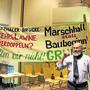 Auch die Grünen fordern einen Marschhalt bei der «Oase».