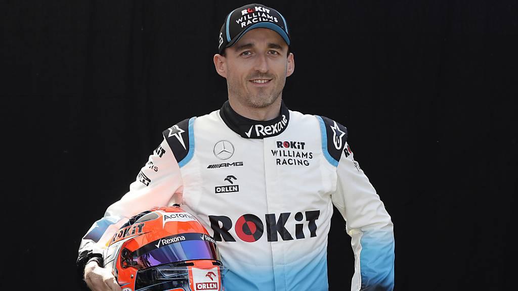 Formel-1-Ersatzfahrer Kubica fährt auch DTM