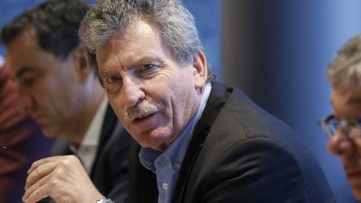 Heinrich Schifferle bleibt Präsident der Swiss Football League