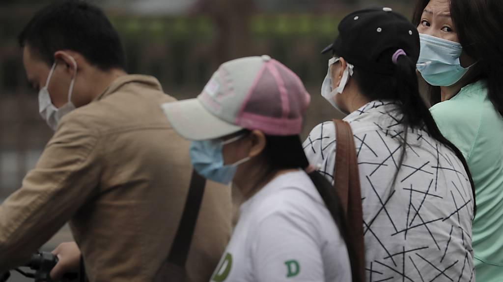 Trotz Massnahmen: Coronavirus-Fälle in China steigen wieder