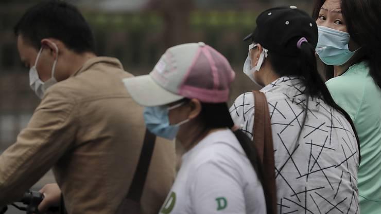 In China verzeichnen die Behörden wieder eine steigende Zahl von nachgewiesenen Coronavirus-Infektionen. (Symbolbild)