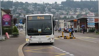 Der 231er-Bus fährt ab Bremgarten nicht mehr nach Jonen, sondern neu nach Arni.