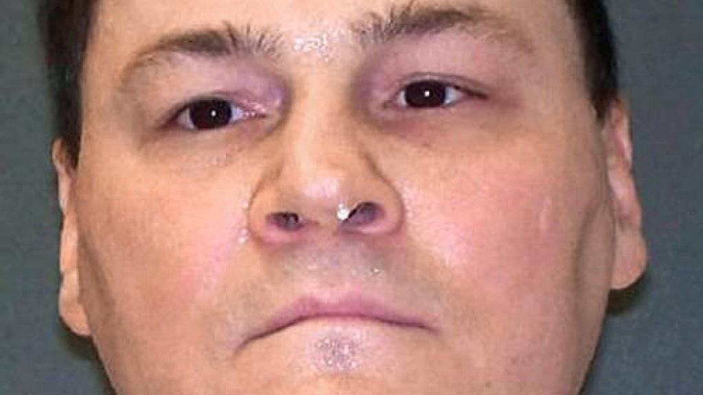 Texas richtet 43-Jährigen mit Giftspritze hin - FM1Today