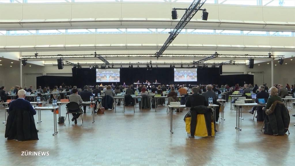 Messe Zürich statt Rathaus: Kantonsrat trotzt Coronavirus