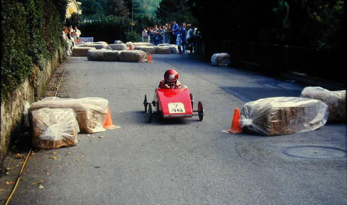 Dann findet Nach fast 30 Jahren wieder ein Seifenkistenrennen in Klingnau statt.
