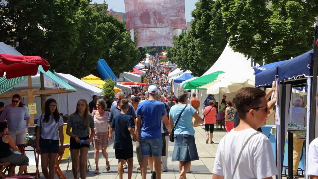 Wiler Stadtfest