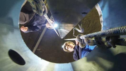 Was die Nagra im jurassischen Felslabor mit einer Nasa-Sonde macht