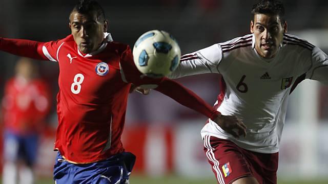 Der Chilene Vidal geht zu Juventus