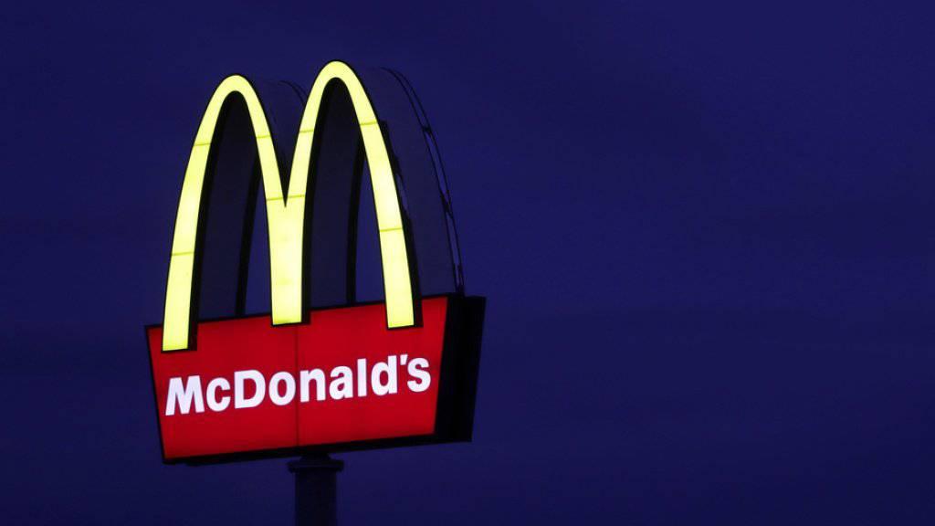 Die Fastfood-Kette McDonald's wird in Österreich zum Ersthelfer für in Not geratene US-Bürger. (Archivbild)