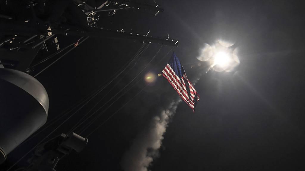 USA veröffentlichen Anzahl ihrer Atomsprengköpfe