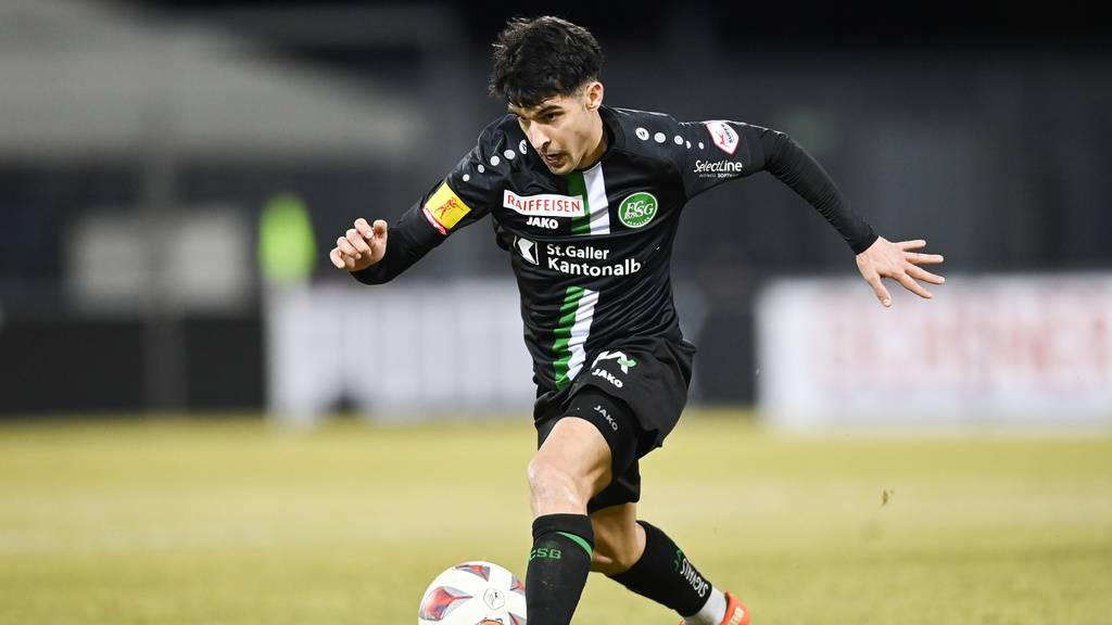 Bittere Niederlage für den FC St.Gallen