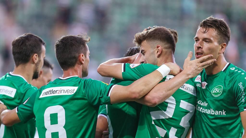 Aus der Meistertraum! FCSG ist dank 6:0-Sieg Vizemeister