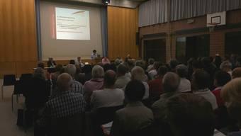 Die Gmeind genehmigte die Anträge des Gemeinderates